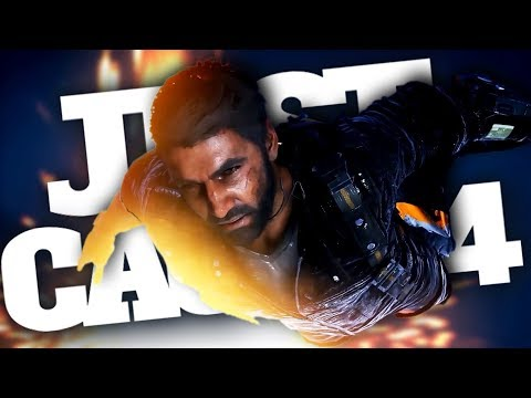 IM A MAJESTIC EAGLE!   Just Cause 4 #1