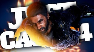 I'M A MAJESTIC EAGLE! | Just Cause 4 #1