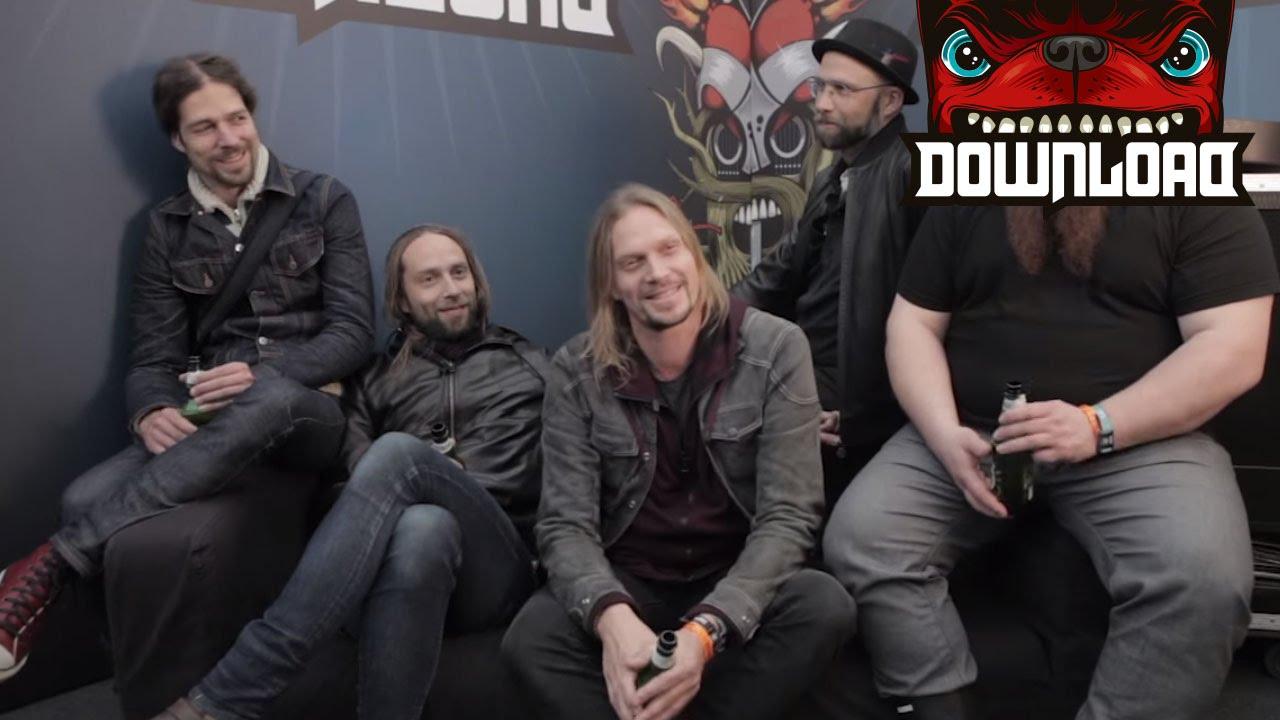 Download Meets: Von Hertzen Brothers at #DL2015 | Download Festival - YouTube