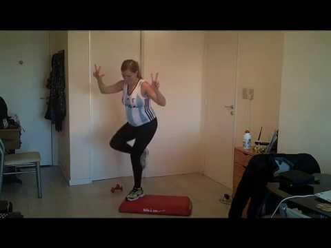 Instructora de aerobics del bodytech 2 - 2 part 2
