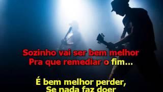 Zezé Di Camargo E Luciano  -  A Ferro E Fogo - Karaoke