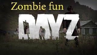 DayZ - Superbogans The dayZ zombies