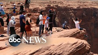 Grand Canyon, Horseshoe Bend, other national parks overwhelmed by Insta-crowds I Nightline