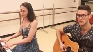 Larissa Klinger and Adam Roberts -  Falling Slowly
