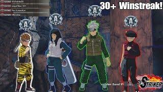 Best Team In The Game? Naruto To Boruto Shinobi Striker Open Beta 30+ Win Streak!
