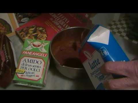 Lezione 21  Finto Sanguinaccio  Cucina Napoletana di