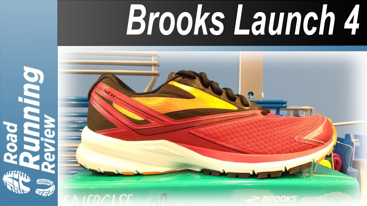 c6ffb1b2ee281 Brooks Launch 4 Preview - YouTube