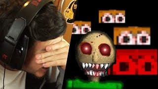 NUEVO FINAL MALVADO  EASTER EGG CREEPY DEL PROFESOR - Baldis Basic In Education