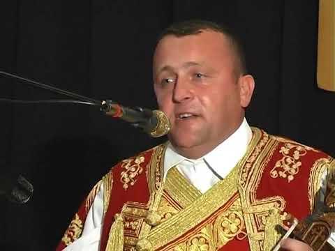 Гуслар Никола Бошковић Радомир Нешковић четнички командант са Романије Уживо 2008