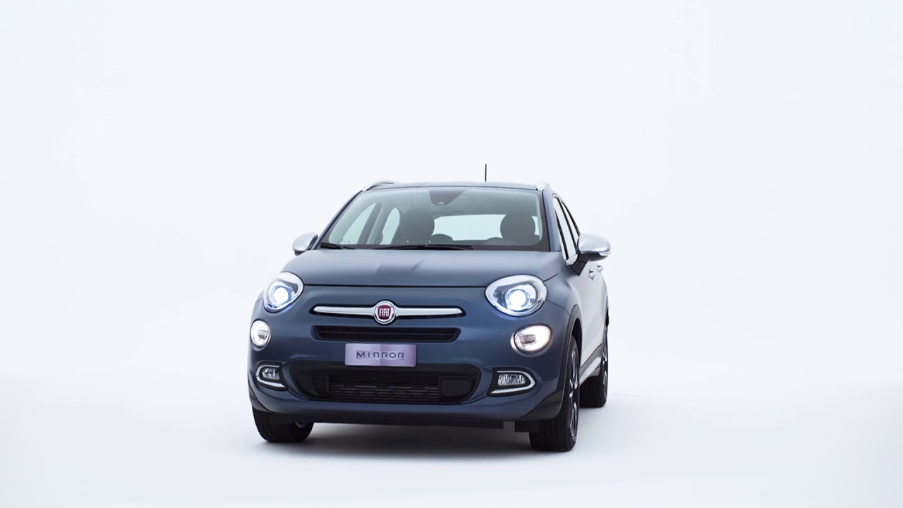 fiat 500x mirror android auto youtube. Black Bedroom Furniture Sets. Home Design Ideas