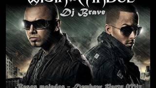 Wisin & Yandel - Besos mojados Dembow Party Mix (Dj Brave).wmv