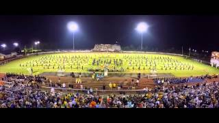 WVHS Halftime Show 2015-09-04