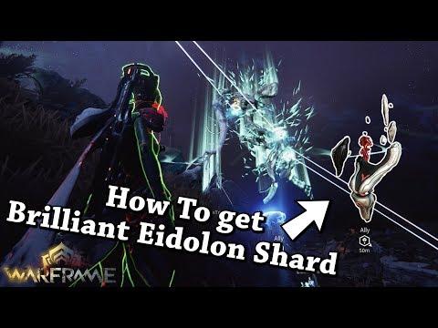 Warframe | How To Capture An Eidolon Teralyst & Get A Brilliant Eidolon Shard