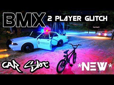 GTA 5 ONLINE - *EASY* BMX STORED IN CAR SLOT GLITCH *GC2F* *NEW* MAGIC SLOT PREP (PS4/XBOX ONE)