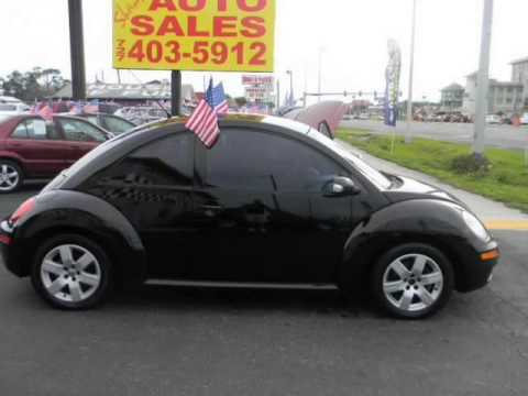 2007 Volkswagen New Beetle Coupe 2dr Auto (Holiday, Florida)