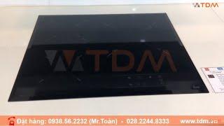 TDM.VN | Review bếp điện hồng ngoại Teka TR 6320 40239012 có 3 bếp xuất xứ Châu Âu