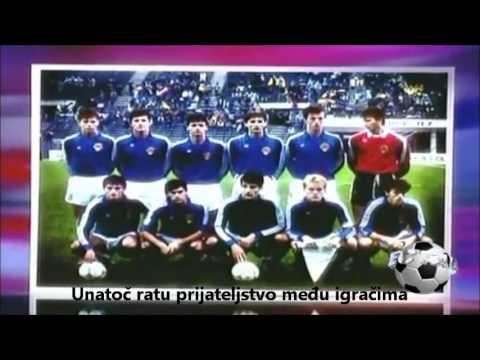 Jugoslavija - reprezentacija koju je unitio rat (2012)