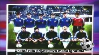 Jugoslavija - reprezentacija koju je uništio rat (2012)