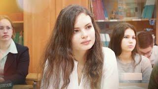 Урок английского языка. 11В класс. ВЫПУСКНИКИ 2015. Москва. SEMENViDEO.