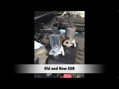 2006 Dodge Magnum 2 7l V6 Egr Valve Replacement Youtube