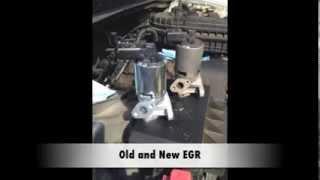 2006 Dodge Magnum 2.7L V6: EGR Valve Replacement