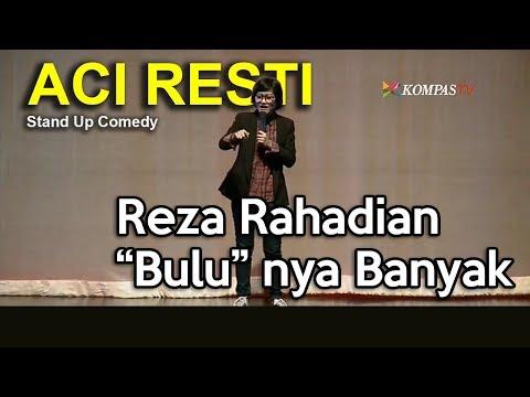 Aci Resti Cinlok sama Reza Rahadian, Stand Up Comedy 1/2 Jalan