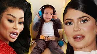Blac Chyna Slams Kylie Jenner Over Dream Kardashian Helicopter Ride