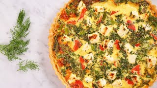 Quiche 3 Delicious Ways | Perfect for EASTER