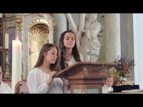 Hallelujah - Tauflied deutsche Version - Jessy & Lisa