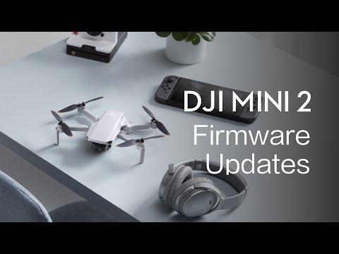 DJI Mini 2 | How To Update the Firmware