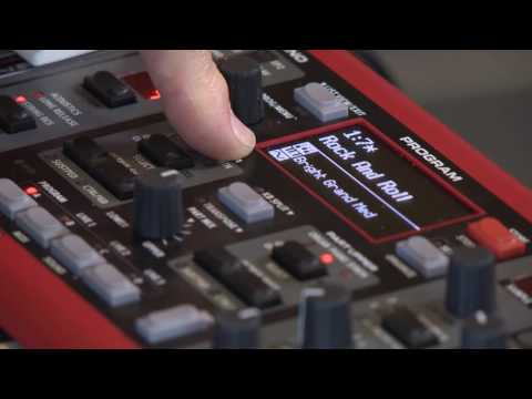 Nord Electro 5D Tutorial 2: Set List & Program