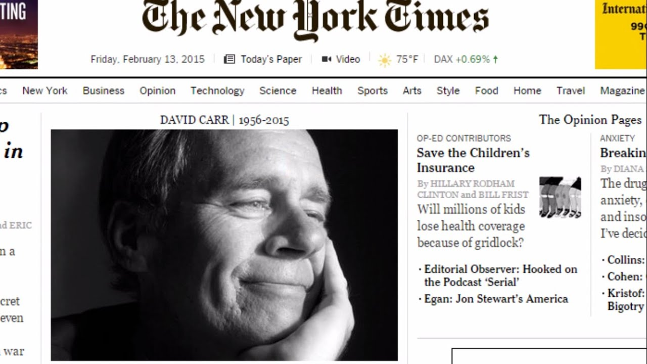 summary of new york times article By the new york times the times is discontinuing the prescriptions blog, which was created to track the debate and aftermath of the 2009 health care law  this change will allow us to direct limited production resources to other online projects.