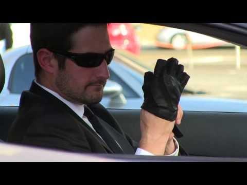 """James Bond in """"The Killer Lyft"""""""