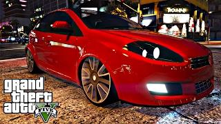 Video GTA V Mod: Role Carro Fiat Bravo 2011 download MP3, 3GP, MP4, WEBM, AVI, FLV Januari 2018