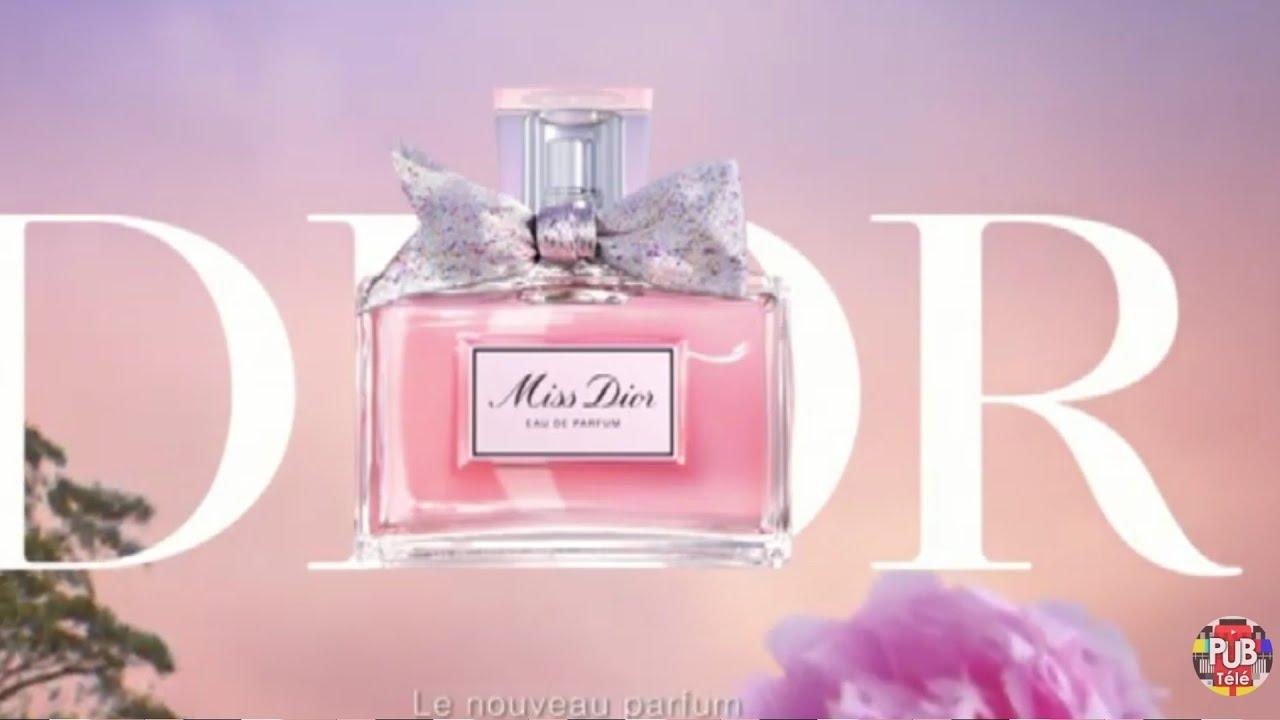 """Musique de la pub Miss Dior – Natalie Portman """"et vous que feriez-vous par amour?"""" Pub 45s Juillet 2021"""