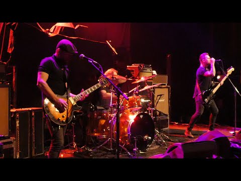 BLACK MAP LIVE AT THE GRAMERCY THEATER IN NYC MARCH 2018