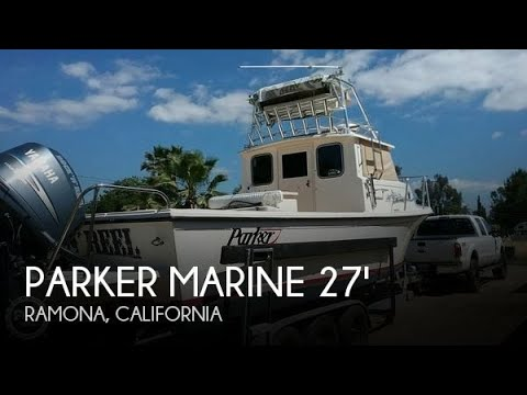 Used 2006 Parker Marine 2820 XL for sale in Ramona, California