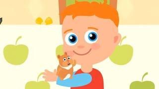 ДРУЗЬЯ ЛОХМАТЫЕ - Песенки для детей про домашних животных - Трактор Гоша