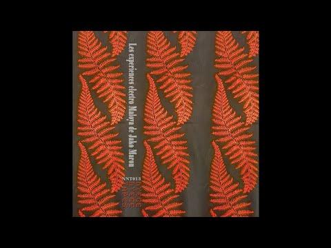 Jako Maron – Les expériences electro Maloya de Jako Maron (Full Album) [Nyege Nyege Tapes]