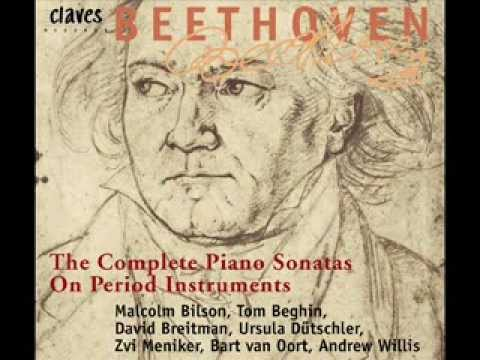 David Breitman - Beethoven: The Complete Piano Sonatas On Period Instruments / CD 05 Track 02