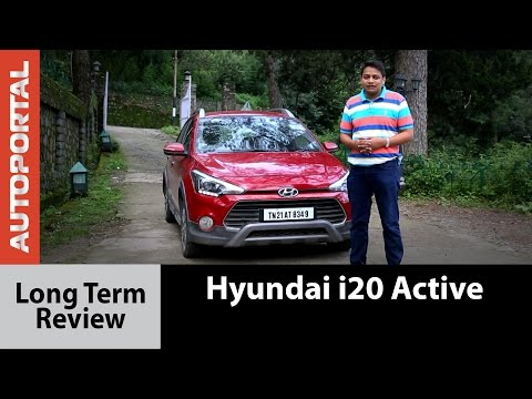 Hyundai Active i20 Long Term Review - Autoportal