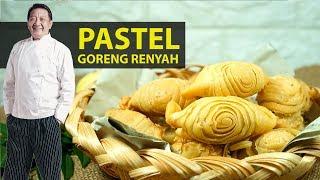 PASTEL GORENG RENYAH - SUPER CRISPY!! #CaraMembuat