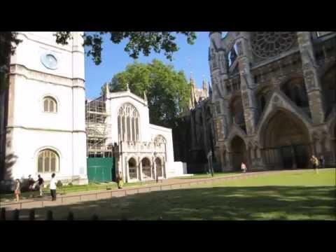 Visit Westminster Abbey, London! Tham quan Nhà thờ Westminster, Anh!