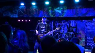 Worship - Whispering Gloom (Moscow Doom Fest Ch.VIII 17.05.2015)