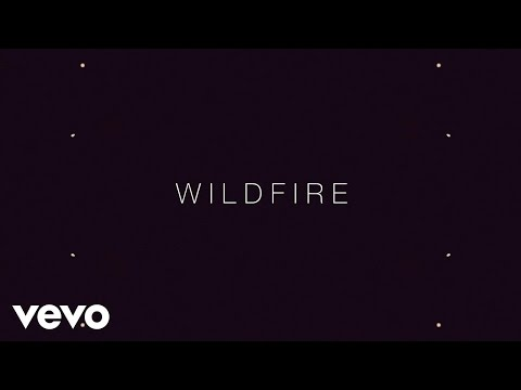Kevin Simm - Wildfire (Official Lyric Video)
