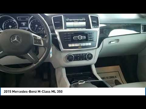 High Quality 2015 Mercedes Benz M Class State College PA 204852A