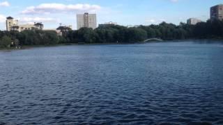 Катамаран Aqua Mania 1140мл Парк Дружбы 09.06.2012 №1