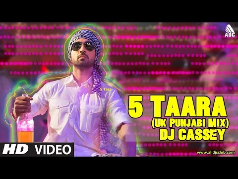 5 Taara (Uk Punjabi Mix) DJ Cassey