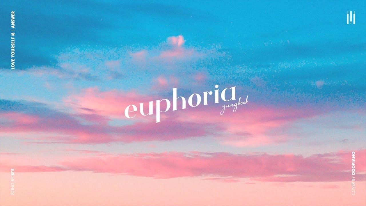 BTS Jungkook - Euphoria