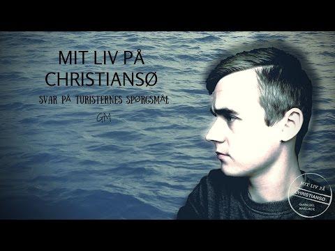 Mit Liv På Christiansø - Svar på Turisternes Spørgsmål